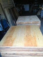 plywood canadien extérieur