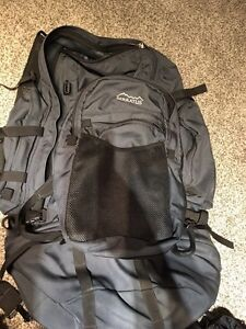 Large serratus backpack with detachable day pack Strathcona County Edmonton Area image 1