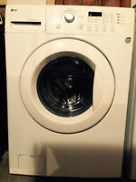 LG Front Loading Washing Machine and Dryer - GREAT CONDITION!