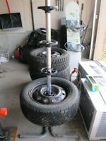 Tire Stands