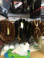 New&used gloves!!