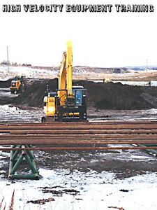 Interested in Heavy Equipment ? Come get certified with us ! Yellowknife Northwest Territories image 3