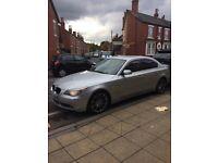 BMW 530d auto 120k 54 plate (CHEAP)