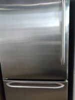 frige stainless