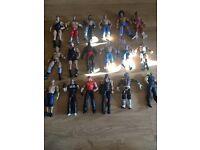 Wwe items rings figures belts