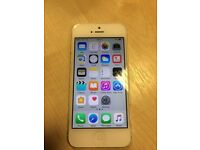 IPHONE 5 ON EE / ORANGE IN PERFECT CONDITION