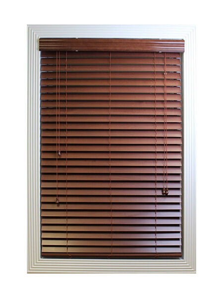 Venetian blinds are the most common types of window blinds on the market.  They work well in any room and on virtually any window style.