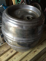 RAT ROD BEER KEG