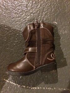 Real Cowgirl Boots size 7 toddler London Ontario image 2