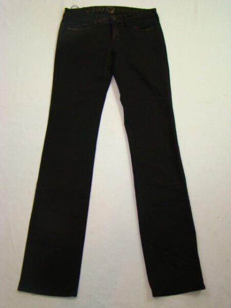NFY 290 STRAIGHT CUT SKINNY JEANS NUOVO 145€ pantalone del progettista per donne