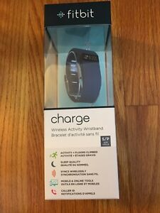 Brand new Fitbit charge   In box Kingston Kingston Area image 1
