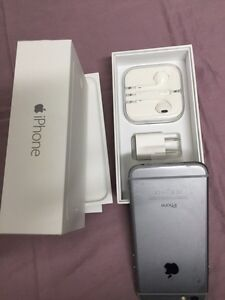 iphone 6 128gb in brand new conditions with no scratch or dent