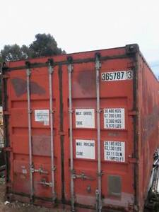 6 metre 20 ft shipping container Waroona Waroona Area Preview