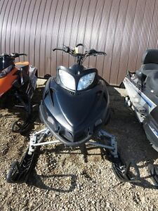 2009 Arctic Cat M8 EFI 162 Snowmobile
