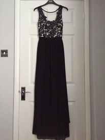 Black Maxi Dress by Quiz