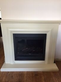 Electric Feature Fireplace