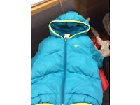 Nike winter jacket for boys 18-24 months