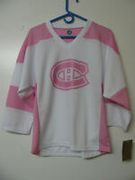 MONTREAL CANADIENS FEMALE ADULT / YOUTH HOCKEY JERSEY NEW/TAGS