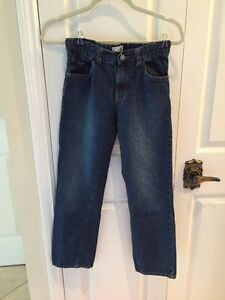 Boys jeans -size 12 adjustable waist Kitchener / Waterloo Kitchener Area image 3