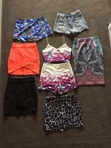 Selling girls dresses, skirts and shorts, size S/8/10 Broken Hill Central Broken Hill Area Preview