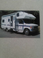 1998 Ford Royal Expedition Motor Home