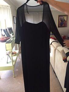 Black cocktail dress  London Ontario image 1