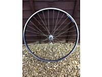 Rigida Nova 700c front bike road wheel
