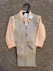 24 Month Boys Dressy Outfit *NEW WITH TAGS*