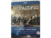 The Pacific on Blu Ray