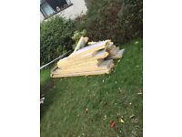 Kingspan insulation 75 mm - 10 pound for lot plus a new sheet additional 10