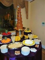 Chocolate Fountain Rentals - 50% percent Off