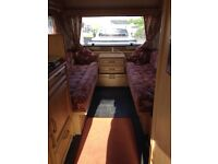 Elddis 4 berth awning