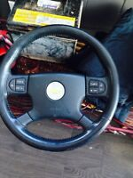 Airbag and steering wheel 2007 cobalt