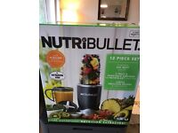 Nutribullet Grey - 12 piece set