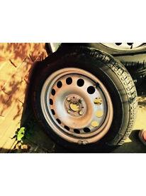 Steel Wheels 15''