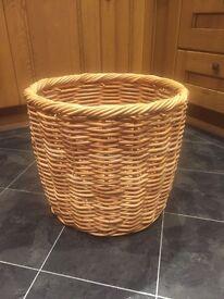 Woven Log / Toy Basket