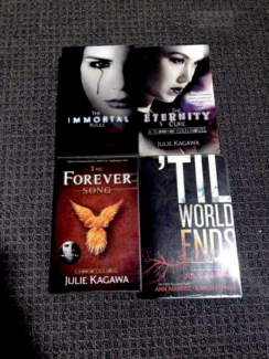 Blood of Eden Series by Julie Kagawa Paperback