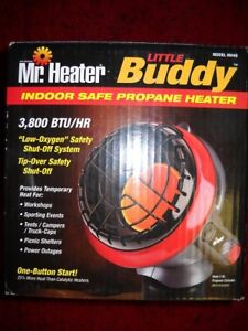 Mr. Heater Little Buddy Portable Heater - Brand New in Box