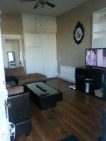 1 bedroom main floor apt. in House. Great location!!