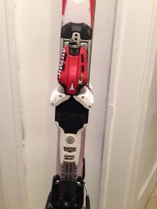 Atomic race GS downhill skis