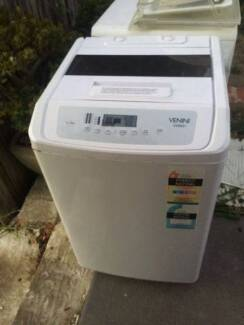 great owrking 5 kg VENINI top washing machine , can delivery at e