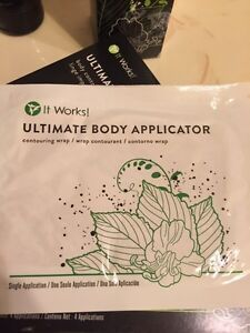 It works body applicator and gel  London Ontario image 3