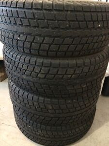 265/65/17 Winter Tires almost Brand New!