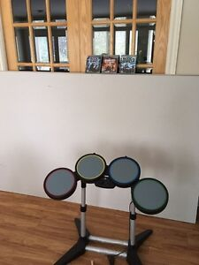 Rock band Drums PS2/PS3 $40 obo