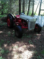Tractor, 8N Ford