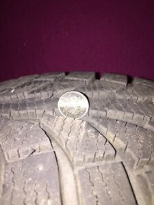 Winter tires  for dodge  Strathcona County Edmonton Area image 6