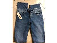 Brand new women's Diesel jeans