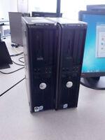 Dell Optiplex 755 2GB 80GB windows 7 desktop for sale