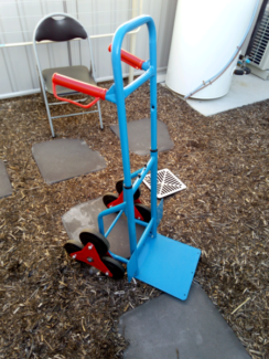 3 wheel Stairs Climber Trolley