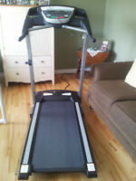 Treadmill by TEMPO Fitness Model 610T